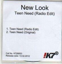 (CS915) New Look, Teen Need - 2012 DJ CD