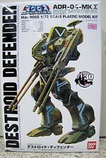 "Bandai Macross 1/72 ADR-04-MK X ""Destroid Deffnder"""