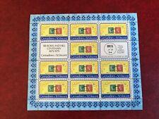 ST VINCENT GRENADINES 1979 MNH ROWLAND HILL $2 MINISHEET