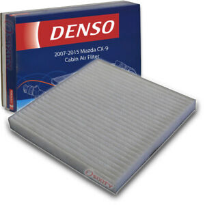 Denso Cabin Air Filter for 2007-2015 Mazda CX-9 3.5L 3.7L V6 HVAC Heating na