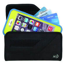 Nite Ize Sideways Clip Case Holster for Smartphones - XXL Black