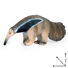 Anteater Model Myrmecophaga Tridactyla Mammals Animal Toys Collector Kids Gift