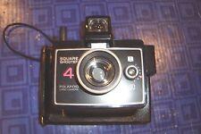 Vintage Polaroid Square Shooter 4 Land Camera Film Works Great Vintage Awesome