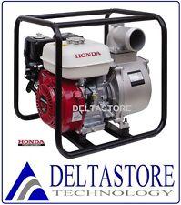 MOTOPOMPA HONDA GX160 BENZINA 4T 5,5 HP bassa prevalenza DELTASTORE TECHNOLOGY