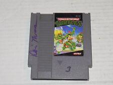 Teenage Mutant Ninja Turtles  (Nintendo NES, 1989)