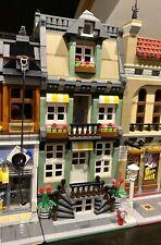 Lego Custom Modular Building Town House Like 10251 10246 10197 city MOC 529