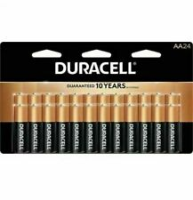 NEW 24 Pack Duracell Coppertop AA Batteries, Sealed in Original Packaging