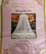 Kids Room Round Dome Lace Bed Canopy Netting Curtain Mosquito Net Bedding Usa