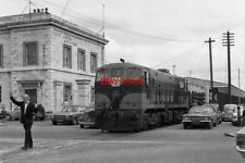 PHOTO  1975 CORK CITY RAILWAY 1975 - 10 WORK COMPLETED CIE DIESEL LOCOMOTIVE NO.
