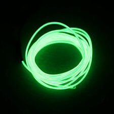 1-5M Flash Flexible Neon LED  Glow EL Strip Tube Wire Rope Car Party Light XP