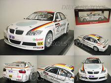 """1:18 Autoart 80648 BMW 320si WTCC"""" 2006"""" #43 (Dirk Müller) Rarità Nuovo in scatola originale"""