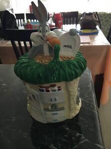 Bugs Bunny Money Box. Collectors Item.