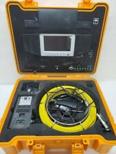 Forbest 130 ft. Color Sewer/Drain/Pipe Inspection Camera 12/L4453A