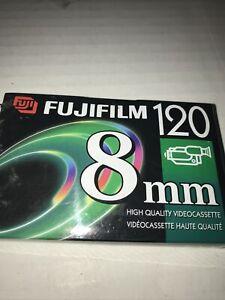 Fujifilm 120 8mm high quality video cassette (NEW)