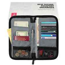 Hava: RFID Secure Travel Document and Passport Organiser