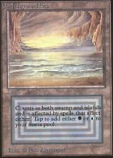 1x Underground Sea Light Play, English Collectors' Edition MTG Magic