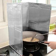 Kitchen Cooking Frying Pan Oil Splash Screen Cover Anti Splatter Shield Guard ES