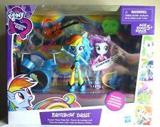 Equestria Girls Minis RAINBOW DASH ROCKIN Musica My Pony poseable Figura Little