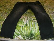 City Chic Skinny Black Jeans (Size 22)