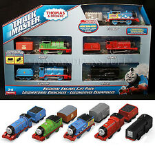 NEW - Trackmaster 5 ESSENTIAL ENGINES Thomas & Friends MOTORIZED RAILWAY Trains