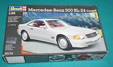 Mercedes Benz 300 SL-24 Coupe Revell 1/24 Factory Sealed.