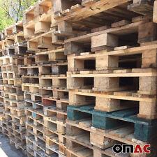 Europaletten Holz Transport Palette 80x120x17 cm EPAL EUR Gebraucht NUR ABHOLUNG