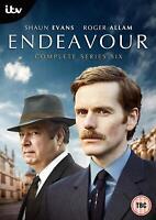 Endeavour Series 6 [DVD][Region 2]