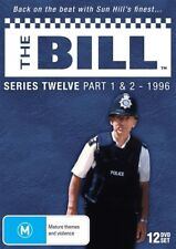 BRAND NEW SEALED The Bill : Series 12 : Part 1 & 2 (DVD, 2013, 12-Disc Set) R4