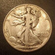 USA 1947 Half Dollar - Silver