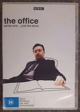 The Office - Complete Series One.(Ricky Gervais) DVD (Region 4)