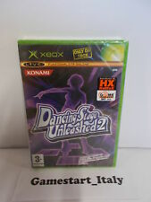 DANCING STAGE UNLEASHED 2 (XBOX) NUOVO SIGILLATO NEW - PAL VERSION