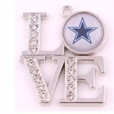 Dallas Cowboys Team charms, Your choice. Buy any 4 and get 1 free