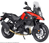 MAISTO 1:12 Suzuki V-Strom Red MOTORCYCLE BIKE DIECAST MODEL TOY GIFT NEW IN BOX