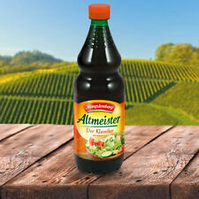 Hengstenberg Dark German Seasoned Vinegar former Altmeister Wine, 750ml - 25.3oz