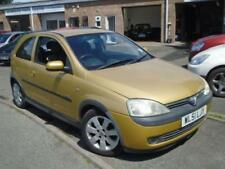 Corsa Manual More than 100,000 miles Vehicle Mileage Cars
