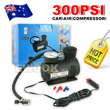 OZ Car Bicycle Tyre Inflator Bike Portable Pressure Pump Air Compressor 12v