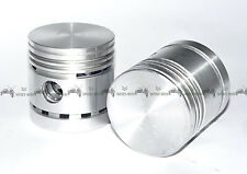Pair of piston DNEPR K750  M72 Normal size 77.95 mm Paar Kolben Normalgröße