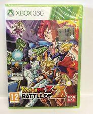 DRAGON BALL Z : battle of z - including naruto costume's dlc - xbox 360
