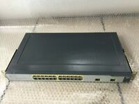 Cisco Catalyst Express 500 Series WS-CE500-24TT V01 Network Switch FREE SHIPPING
