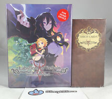 Labyrinth of Refrain: Coven of Dusk Limited Edition (PlayStation 4 PS4 2018) NEW