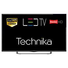 "Technika 40G22B-FHD 40"" Slim LED TV Full HD 1080p With Freeview HD Tuner HDMI"