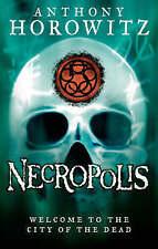 NECROPOLIS by ANTHONY HOROWITZ - HARDBACK BOOK - NEW