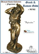 Aphrodite, Veronese Studio Collection Bronzed Resin, Myths and Legends  # 90782