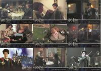 Harry Potter and The Prisoner of Azkaban UK Base Card Set 72 Cards