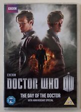 DOCTOR WHO / 50th ANNIVERSARY SPECIAL / THE DAY OF THE DOCTOR / R 2 PAL / SEALED