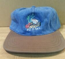 Embroidered Par-a-dise Casino Hat
