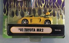 Muscle Machines Muscle Tuners '01 Toyota MR 2 (T03-06)