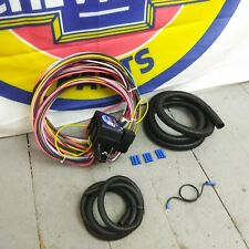 Wire Harness Fuse Block Upgrade Kit for 1962 - 1967 Chevy hot rod rat rod