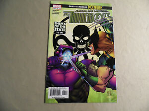 Thunderbolts #4 #85 (Marvel 2005) Wolverine / Free Domestic Shipping