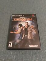 Urban Reign PS2 (Sony PlayStation 2, 2005) Black Label Tested